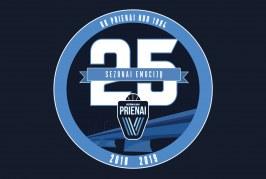 """""""Prienai"""" pristatė sezono emblemą ir paskelbė abonementų 2018/2019 m. sezonui pardavimą"""