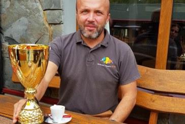 Žydrūnui Kazlauskui – nugalėtojo laurai varžybose Panevėžyje