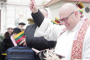 Jiezno parapijos klebonas paskirtas Kaišiadorių vyskupijos Generaliniu vikaru