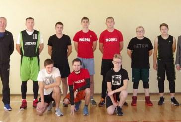 Krepšinio turnyras Šv. Mykolo taurei laimėti Jiezne (Fotorepotažas)