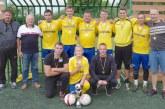 """Želkūnų bendruomenės futbolo turnyre – """"Birštono"""" komandos triumfas"""