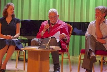 Nepaprastas susitikimas su Tomu Venclova ir jo poezija