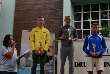 Paulius Juozaitis Druskininkuose vykusiose tarptautinėse varžybose finišavo antras