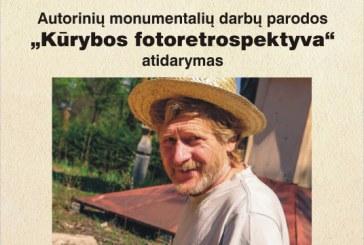 A. Sakalausko kūrybos 30-metis Prienų KLC