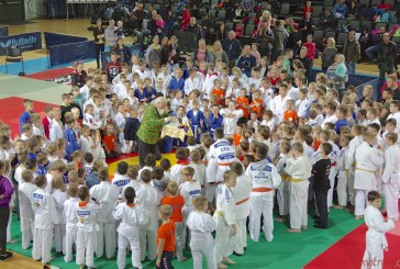 Tarptautinis dziudo turnyras Prienuose (Fotoreportažas)