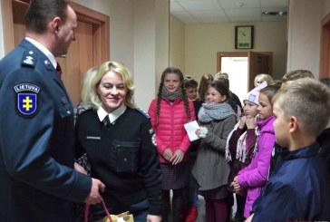 Angelų sargų dienos proga Birštono policijos komisariatas plačiai atvėrė komisariato duris  visuomenei   (Fotoreportažas)