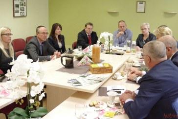 Seimo narių ir ligoninių vadovų susitikimas Prienų ligoninėje (Fotoreportažas)