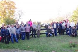 Prienų ūkininkų viešnagė Latvijoje (Fotoreportažas)