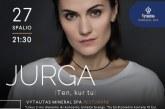 """JURGOS koncertas """"Vytautas Mineral SPA"""" restorane"""
