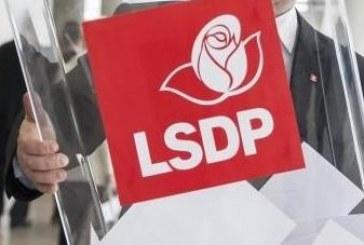 """LSDP Birštono skyriaus pirmininkė: """"Galutinis sąrašas bus paviešintas penktadienį"""""""