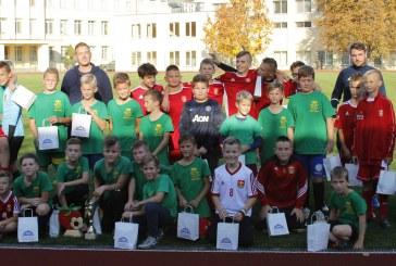 Bendradarbiavimas su Koryčino savivaldybe: mokymai, mainai, sportiniai treniruokliai ir geri santykiai