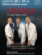 """""""Nerijos"""" koncertas Birštono KC"""