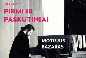 Fortepijoninės muzikos vakaras Kurhauze