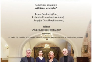 Kamerinės muzikos koncertas Kurhauze