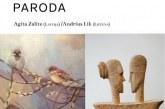 Tapybos ir skulptūros paroda Kurhauze