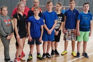 """Balbieriškio badmintonininkams – du apdovanojimai """"Makabi"""" čempionate"""