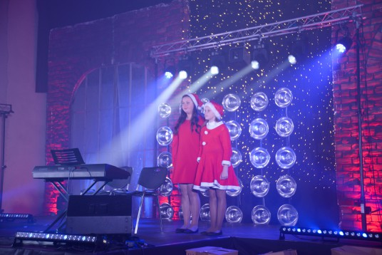 Šiemet Legendinio Užuguosčio karnavalo scenoje tikimasi išvysti geriausius kalėdinius vaikų pasirodymus. Nuotr. Miglės Tarasevičiūtės