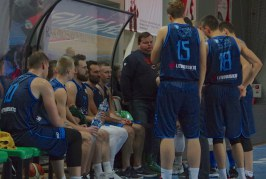"""Penktadienį Prienų sporto arenoje – RKL """"B"""" diviziono lyderių dvikova"""