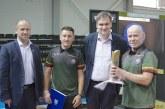 Prienuose vykstančiame tarptautiniame smiginio turnyre – rekordinis Lietuvai dalyvių skaičius ir geriausieji šalies meistrai