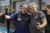 Prienuose pirmą kartą surengtame smiginio turnyre triumfavo Darius Labanauskas ir Kornelija Lušaitė