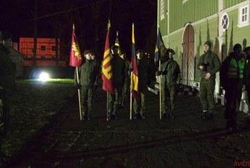 Prienuose iškilmingai perduota Sausumos pajėgų vėliava