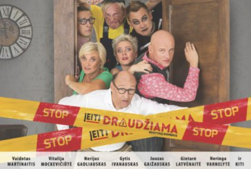 Domino teatras Birštone