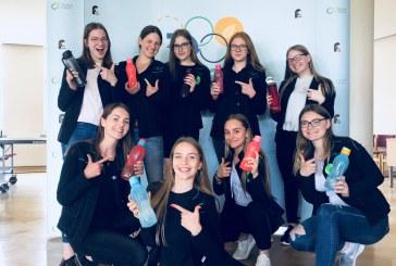"""""""Žiburio"""" gimnazijos komanda – tarp 13 """"Žaliosios olimpiados""""  finalo dalyvių"""