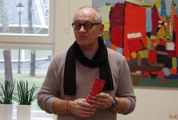 Antano Obcarsko parodoje – tai, ką norėjo mums parodyti ranka, laikiusi teptuką