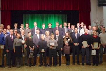Birštono sportininkų apdovanojimų šventė (Fotoreportažas)
