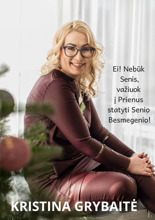 Kristina Grybaite