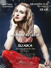 Birštono Kurhauze – muzikinė kelionė į 2019 metus