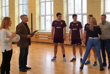 """Jiezno 3×3 futbolo turnyro nugalėtoja ‒ """"Centras-1"""" komanda"""