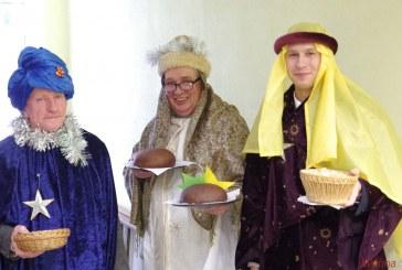Trijų Karalių šventė N.Ūtoje (Fotoreportažas)
