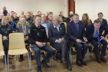 Birštono PK ataskaitinis susirinkimas (Fotoreportažas)