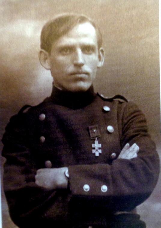 Karys Liudas Žukauskas-Sakalinis.