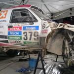 Mebar Dakaro ralyje