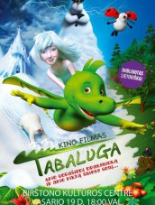 "Kino filmas ""Tabaluga"""
