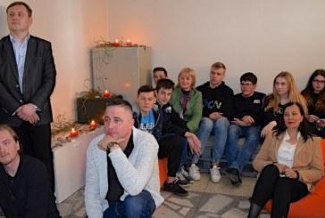 Prienų KLC darbui su jaunimu – papildomas etatas
