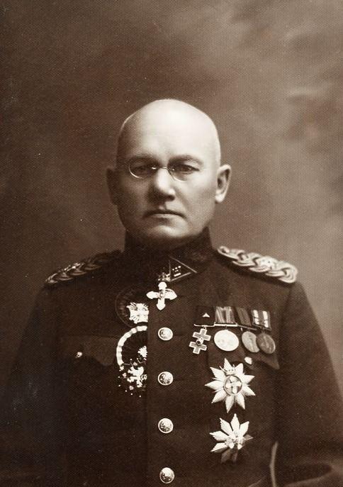 Generolas Pranas Tamašauskas