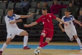 """Salės futbolas. """"Lietuva"""" – """"Kirgizija"""" 1:3 (Fotoakimirkos)"""