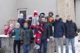 Prienų KKSC krepšininkai mokė Skriaudžių darželio vaikučius žaisti krepšinį (Fotoreportažas)