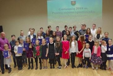 Pagerbti geriausieji Prienų rajono sportininkai (Fotoreportažas)