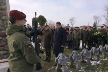 Pergalės mūšyje su bolševikais 100-ųjų metinių minėjimas Jiezne (fotoreportažas)