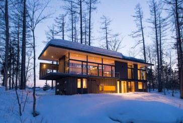 """""""Doletos"""" langai padėjo pelnyti pasaulinį architektūros apdovanojimą Japonijoje"""