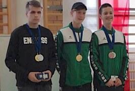 Iš Lenkijos – su visų spalvų medaliais
