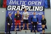 Rokas Stambrauskas – atviro Baltijos šalių Grapplingo čempionato nugalėtojas