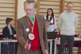 R. M. Ermošenkos vardo stalo teniso turnyras Veiveriuose (Fotoreportažas)