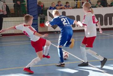 Pietų Lietuvos regionas. Mero taurės salės futbolo turnyras Prienuose (Fotoakimirkos)