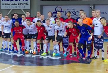 Salės futbolo Lietuvos taurės finalas Prienų arenoje (Fotoakimirkos)