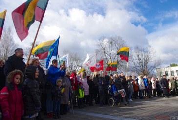 Birštone Lietuvos Nepriklausomybės atkūrimo diena buvo švenčiama renginių virtine ne vieną dieną